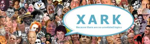 The fourth version of the Xark banner, circa 2008-09.